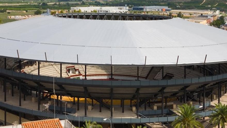 La Plaza de Toros cubierta de Xàtiva tuvo una remodelación de 12 millones de euros