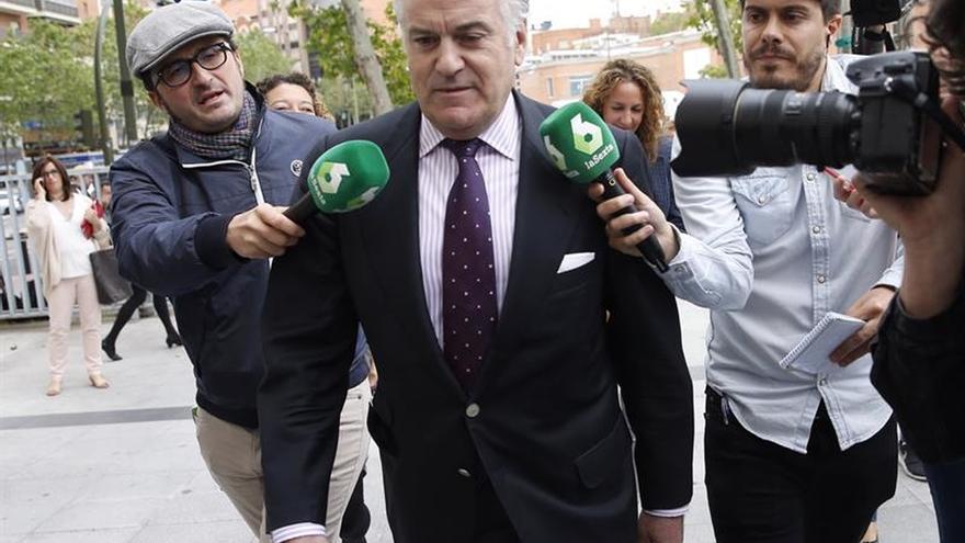 Bárcenas también pide apartar al juez De Prada del tribunal de Gürtel