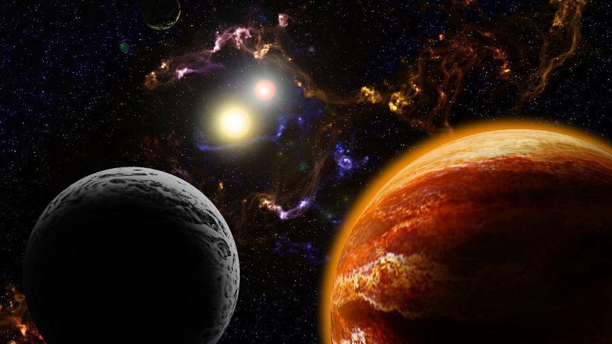 El descubrimientos de los exoplanetas avivó la búsqueda de vida inteligente
