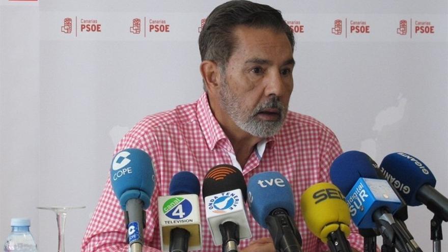 El presidente de la gestora y alcalde de Adeje, José Miguel Rodríguez Fraga.