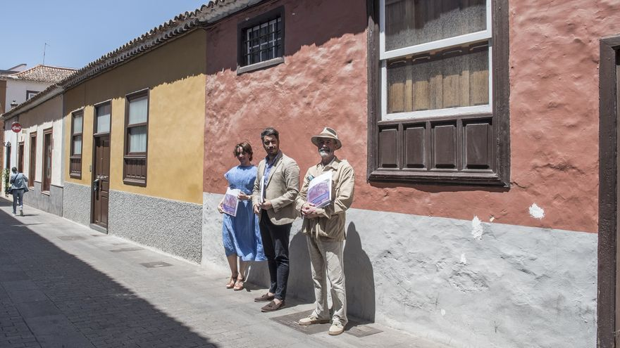 Catalogación casas La Laguna