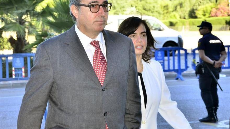 Diego Torres, condenado a 8 años y medio de prisión por el caso Nóos