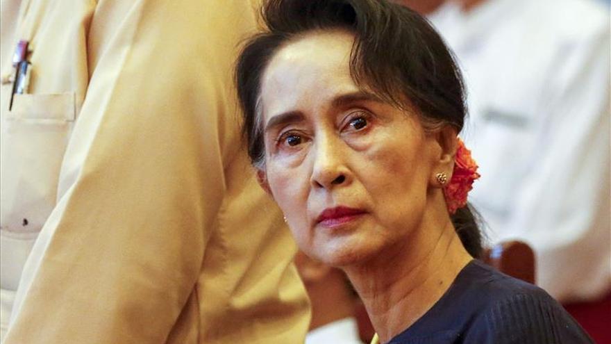Antiguo dictador militar apoya a Suu Kyi como futura líder de Birmania