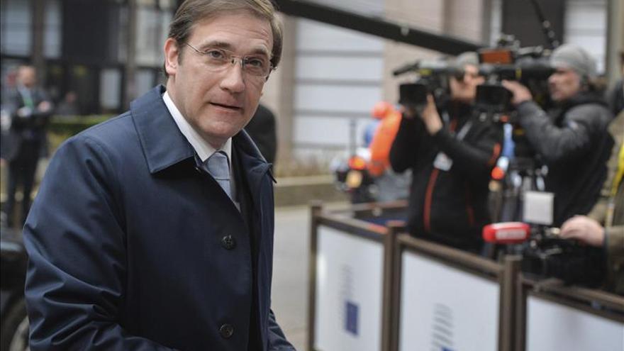 """Passos Coelho: """"Grecia está otra vez al borde del abismo financiero"""""""