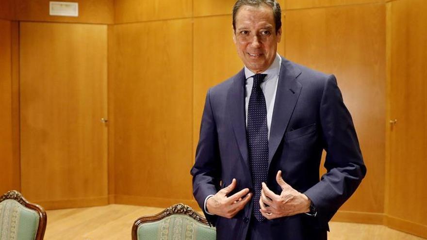 Detenido el exministro Eduardo Zaplana en un operación contra el blanqueo de capitales