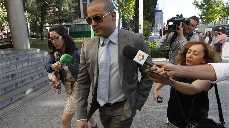 Flores pide a la Justicia cerrar el Madrid Arena y suspender el Circo del Sol