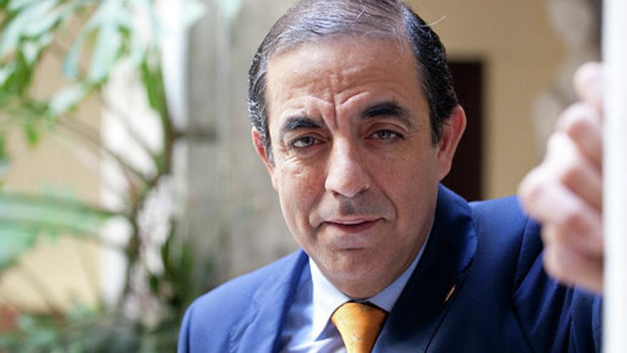 Miguel Ángel Castro está a punto de terminar su mandato como rector  /Foto: US