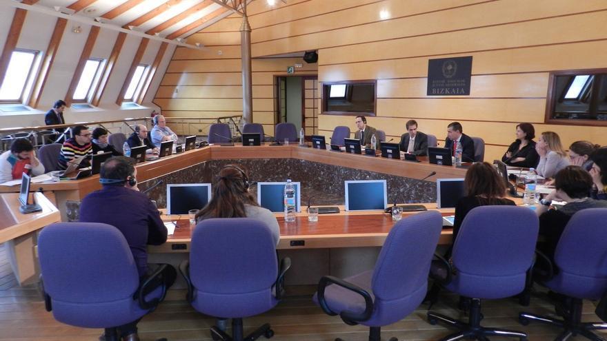 Aprobada en Comisión la reforma de los grandes impuestos del sistema tributario de bizkaia