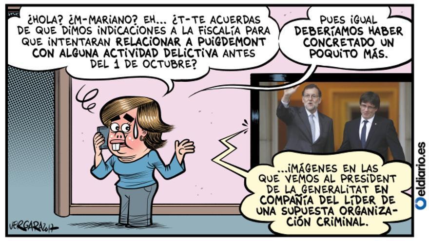 A por Puigdemont