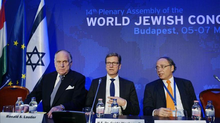 Los judíos denuncian que los lazos con Irán impulsan el antisemitismo en Venezuela