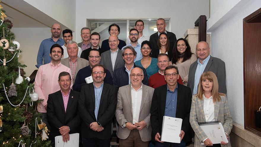 Presentación de los Planes de Acción por el Clima de Gran Canaria