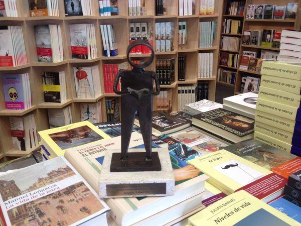 El Premio Boixareu Ginesta 2014   Fotografía: Librería Antonio Machado