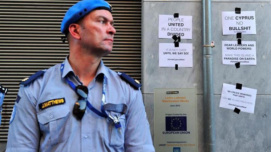 Turcos y grecochipriotas se enrocan en sus posiciones y el diálogo no avanza