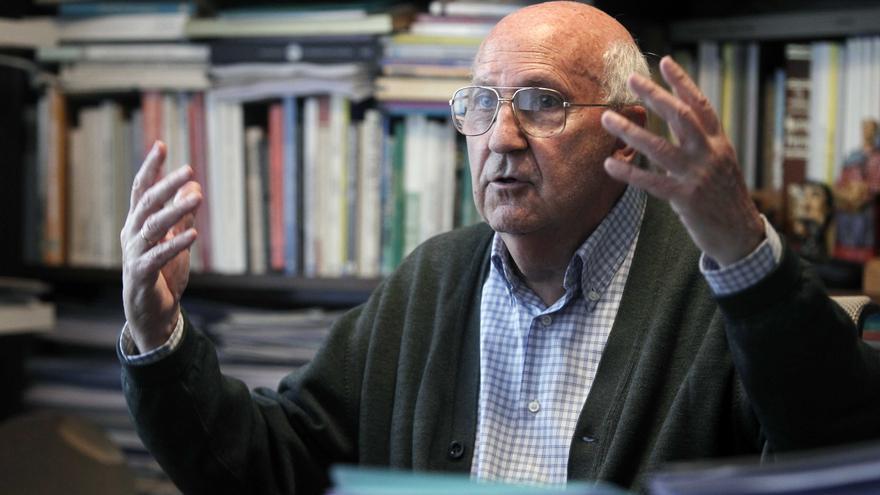 El ex alcalde de Vitoria José Ángel Cuerda. /EDN.