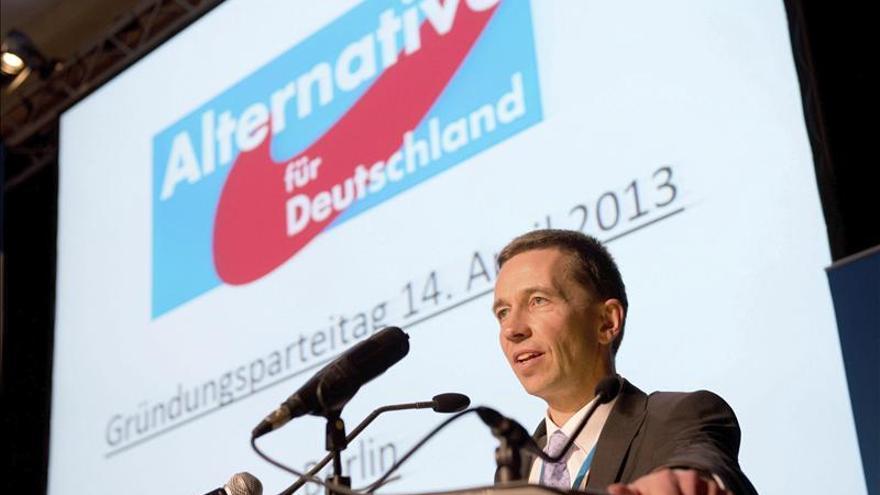 Los euroescépticos alemanes abogan por echar del euro a los países en crisis