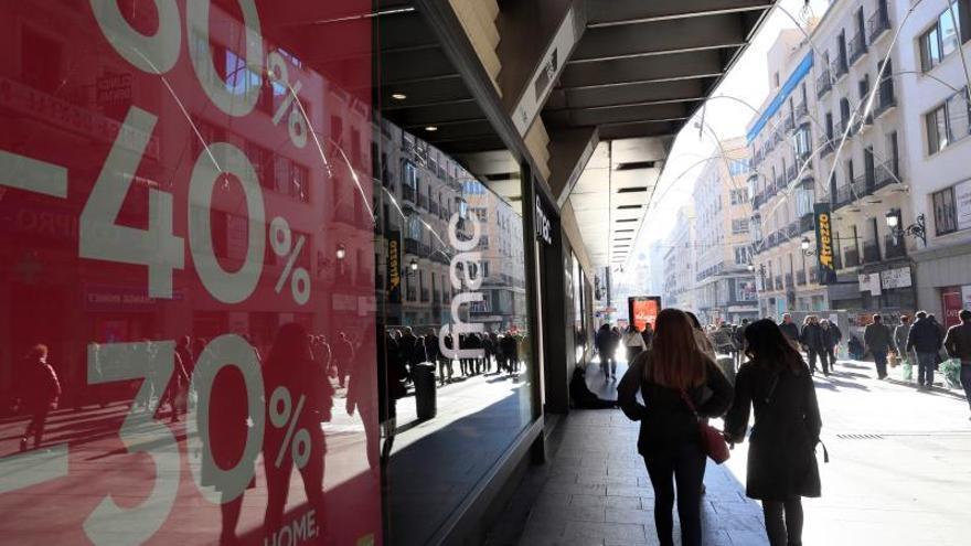 Las rebajas de enero en la era de las compras por internet