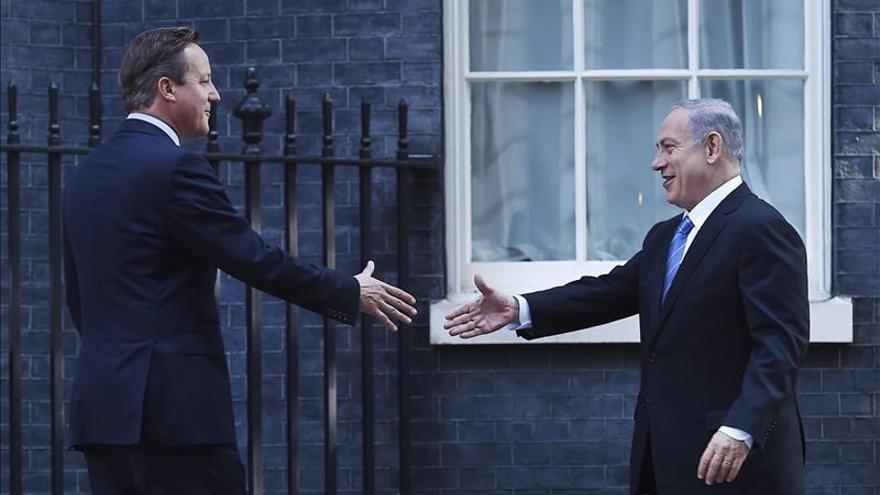Netanyahu pide una acción concertada para combatir al EI