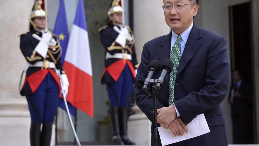 El presidente del BM analiza con Hollande los retos en África y la carestía de alimentos