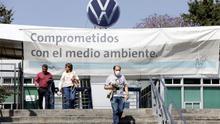 Volkswagen inicia paro preventivo por el COVID-19 en el estado mexicano de Puebla