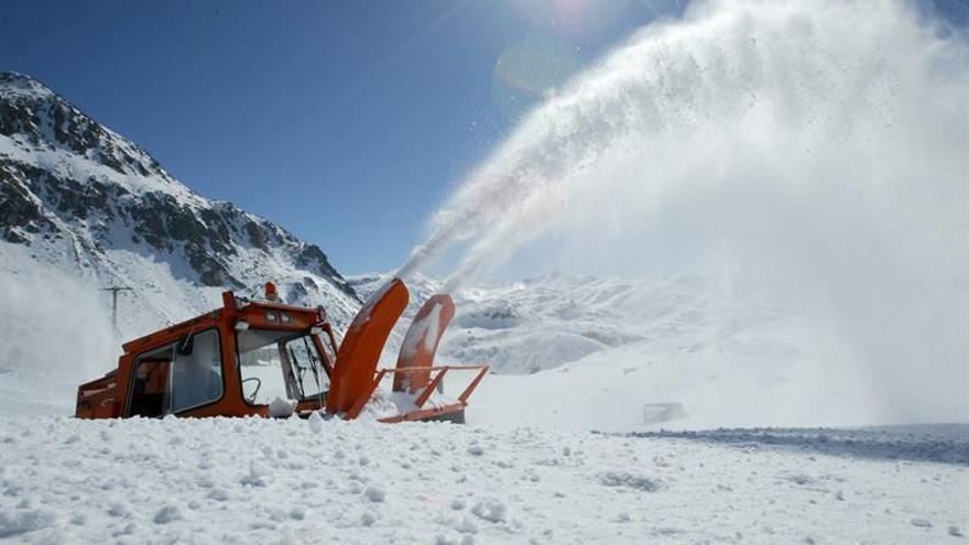 Científicos descubren nuevos detalles de la estructura de los copos de nieve
