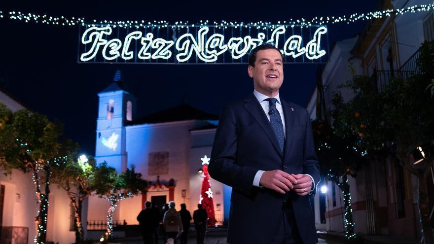 """Moreno, preocupado por que el futuro Gobierno dé """"privilegios"""", no tolerará """"ninguna discriminación hacia Andalucía"""""""