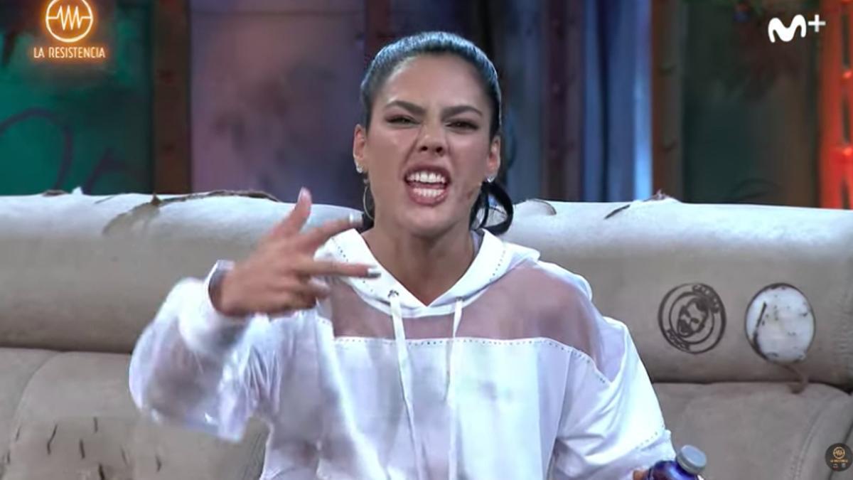 Apolonia Lapiedra, en 'La Resistencia'