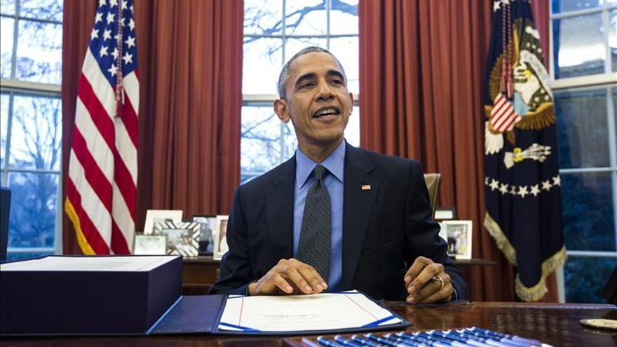 Obama, el papa Francisco y Trump, los hombres más admirados en EE.UU. en 2015