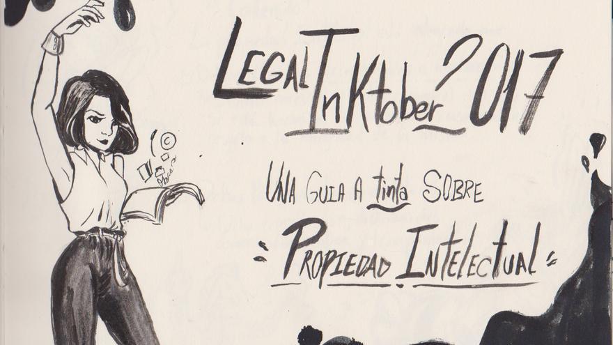 El evento 'inktober' ha servido para difundir términos sobre 'copyright' entre artistas