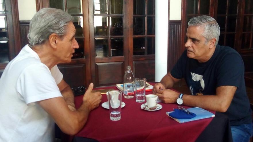 Luis Morera: la identidad como sendero