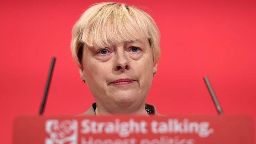 Eagle presenta su candidatura para desafiar el liderazgo de Corbyn