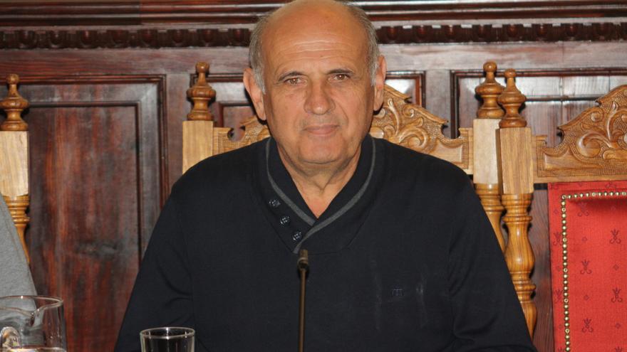 Gonzalo Pérez es concejal del PP en el Ayuntamiento de la capital.