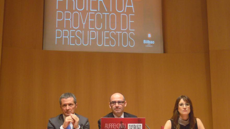 """Aldekoa dice que """"sería maravilloso"""" que Bilbao acoja la Eurocopa y añade que """"ahora toca"""" ratificar la candidatura"""