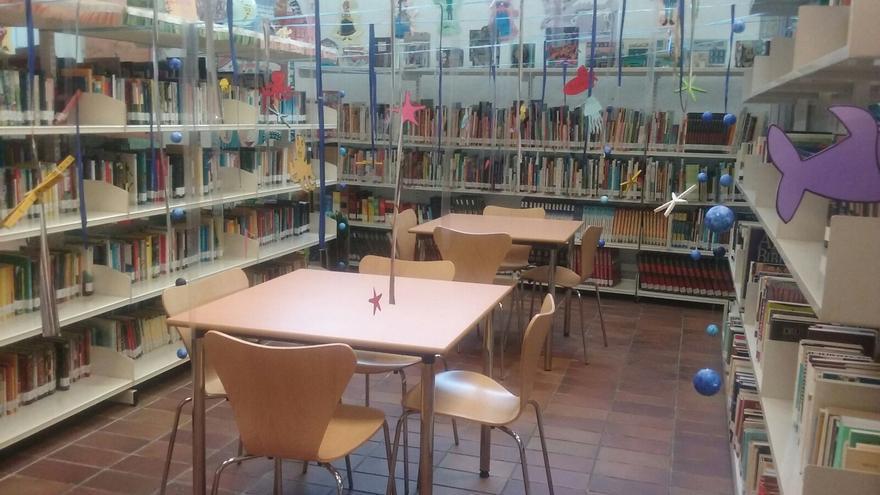 Biblioteca Pública Municipal (BPM) Antonio Pino Pérez  de El Paso .