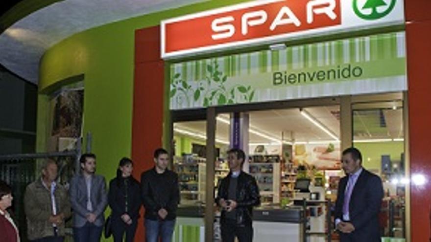 Spar inaugura una tienda en El Pinar de Puntagorda