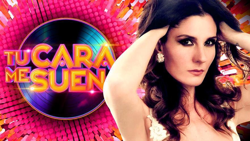 Diana Navarro será una de las concursantes de 'Tu cara me suena 6'