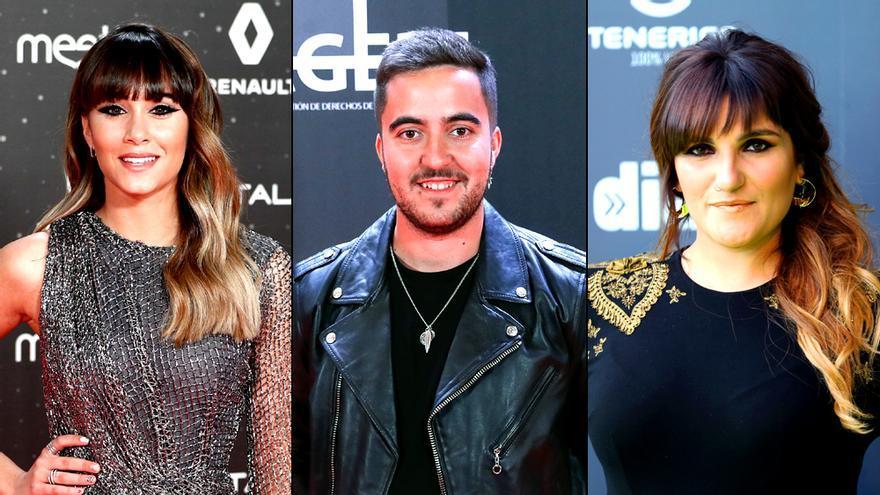 Aitana, Beret y Rozalén completan el cuadro de asesores de 'La Voz Kids'