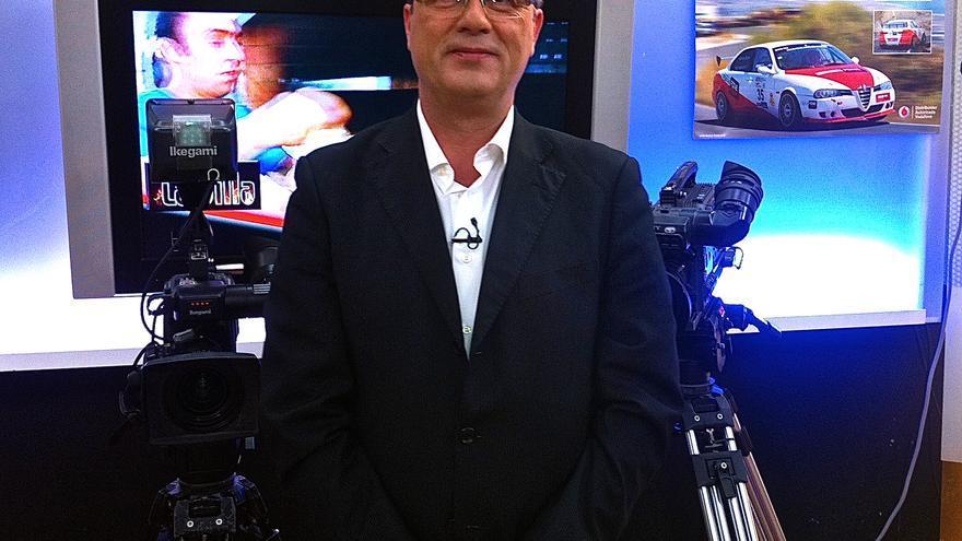 Miguel Ángel González Suárez, candidato de UPyD a las elecciones europeas.