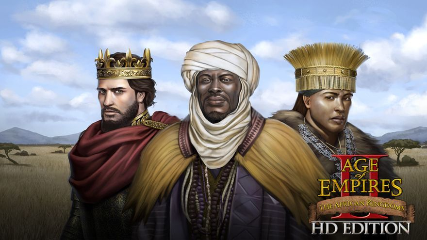 The African Kingdoms,Age of Empires II HD Edition