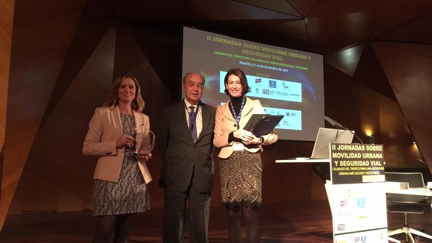 Barakaldo recibe un premio a nivel estatal por no registrar víctimas mortales en accidentes de tráfico 4 años seguidos