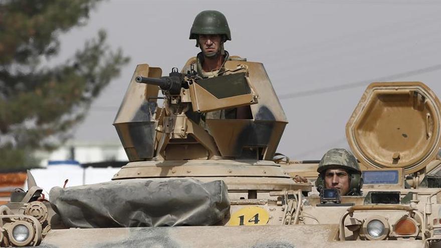 El Ejército turco afirma haber matado a 1.500 militantes del EI en Siria