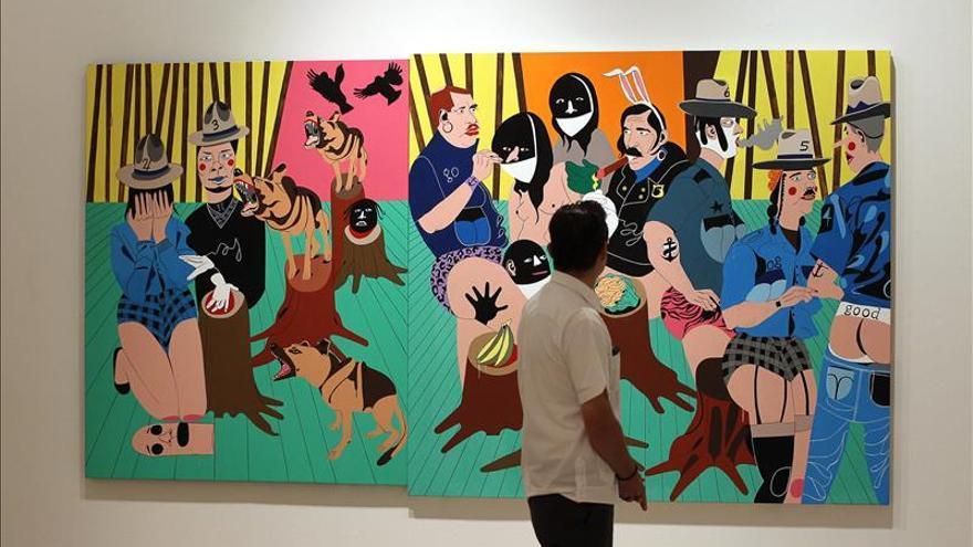 Arte urbano y militante del Bronx para unir Cuba y EE.UU. en fase de distensión