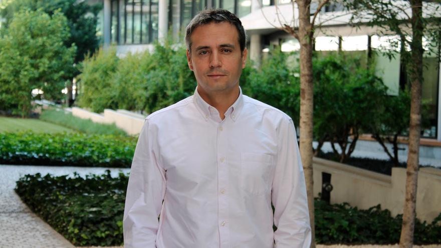 Javier García Cascajero, responsable de Experiencia Móvil de BBVA España