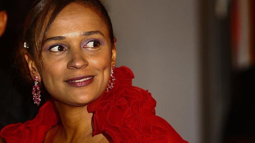El banco luso BPI desmiente a su accionista angoleña Isabel dos Santos