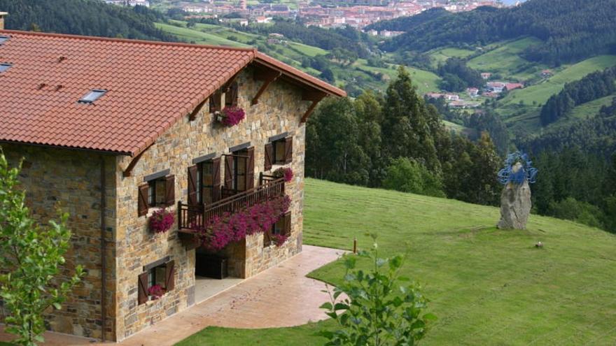 Archivo - Lurdeia casa rural