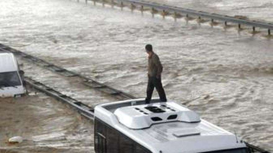 Inundaciones en Turquía