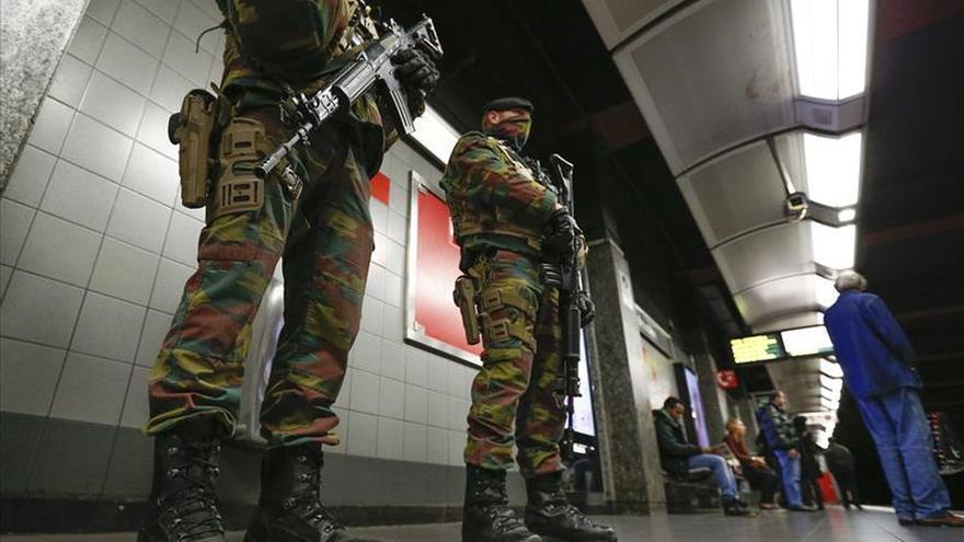 Bélgica ha pedido la captura internacional de 160 presuntos terroristas