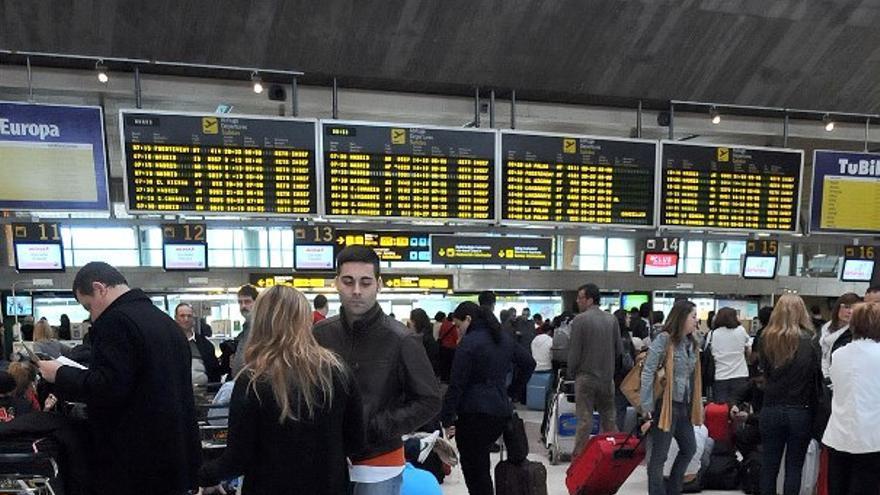 Del aeropuerto de Tenerife Norte #5