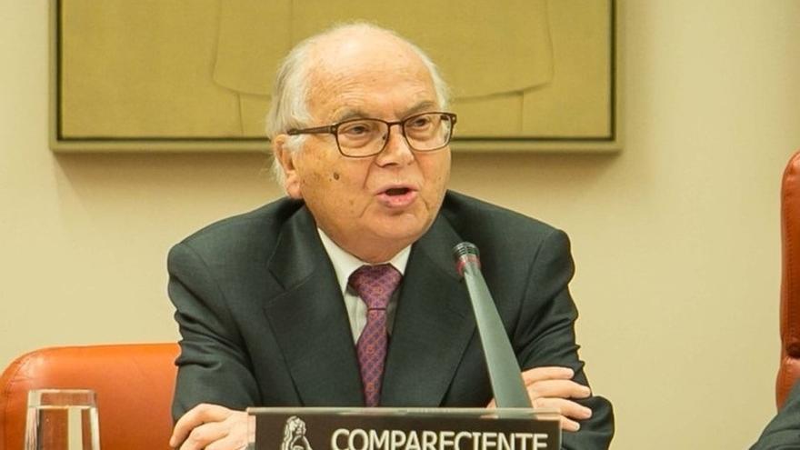 """Carlos Granados ofrece su experiencia a la Oficina Anticorrupción: """"Es mejor evitar los delitos que castigarlos"""""""