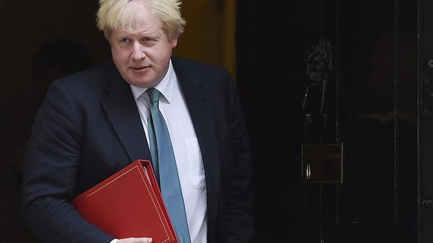 """Boris Johnson defendió la UE dos días antes de optar por el """"brexit"""""""