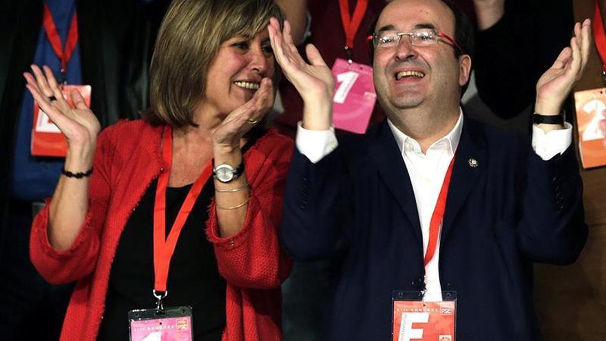 """Marín no ve la gestora """"capacitada"""" para decidir sobre PSC y pide un congreso"""